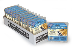 Woodpecker Suet Cakes Woodpecker Deterrent